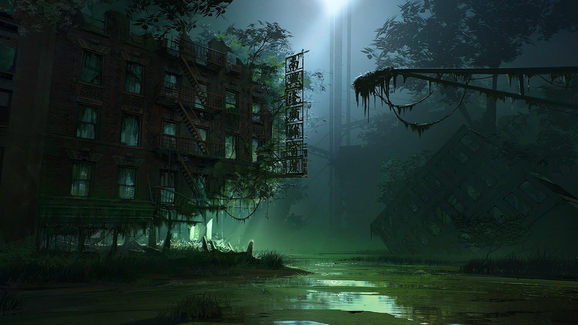Sci Fi Post Apocalyptic 1920x1080