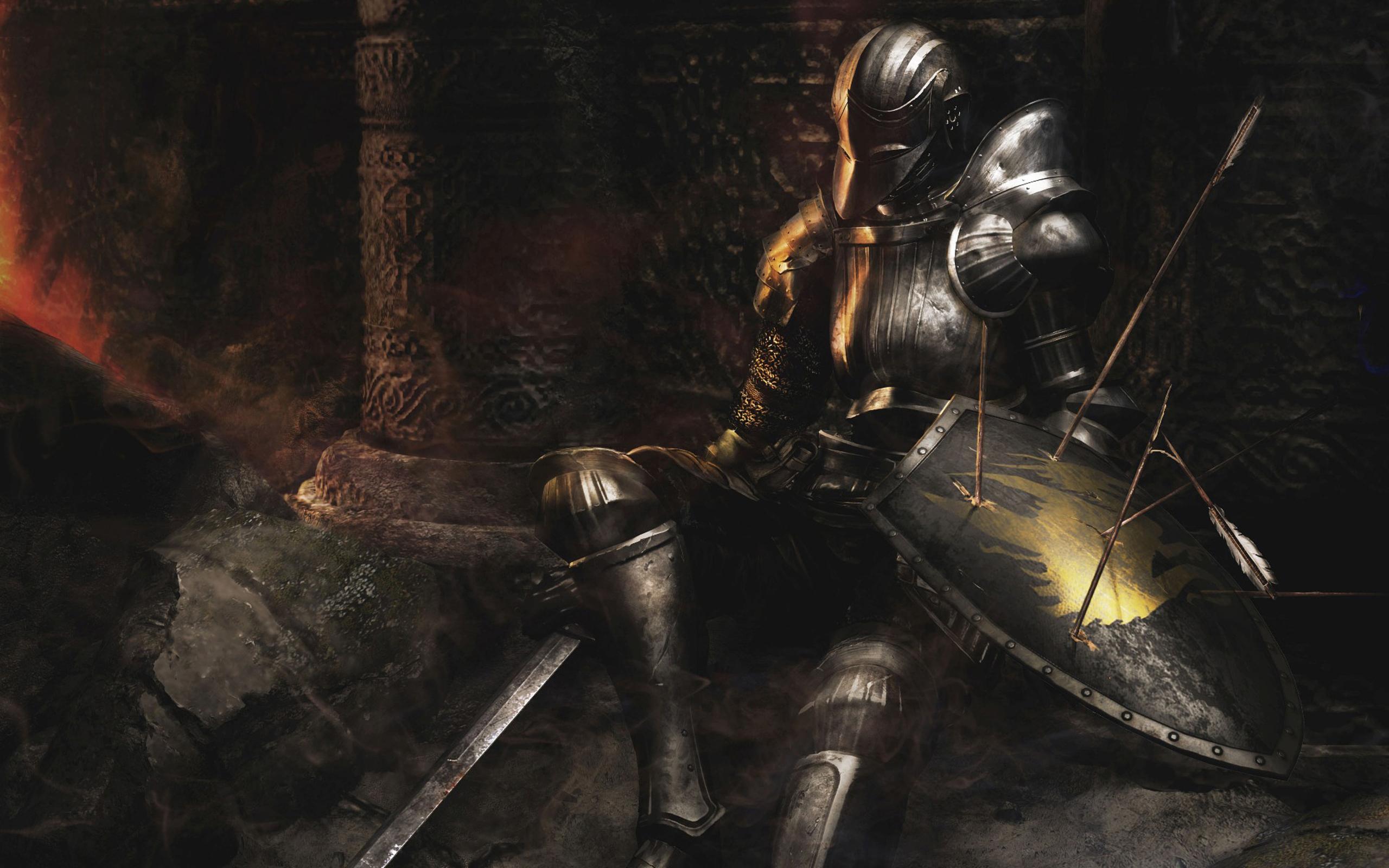 Video Game Demon 039 S Souls 2560x1600