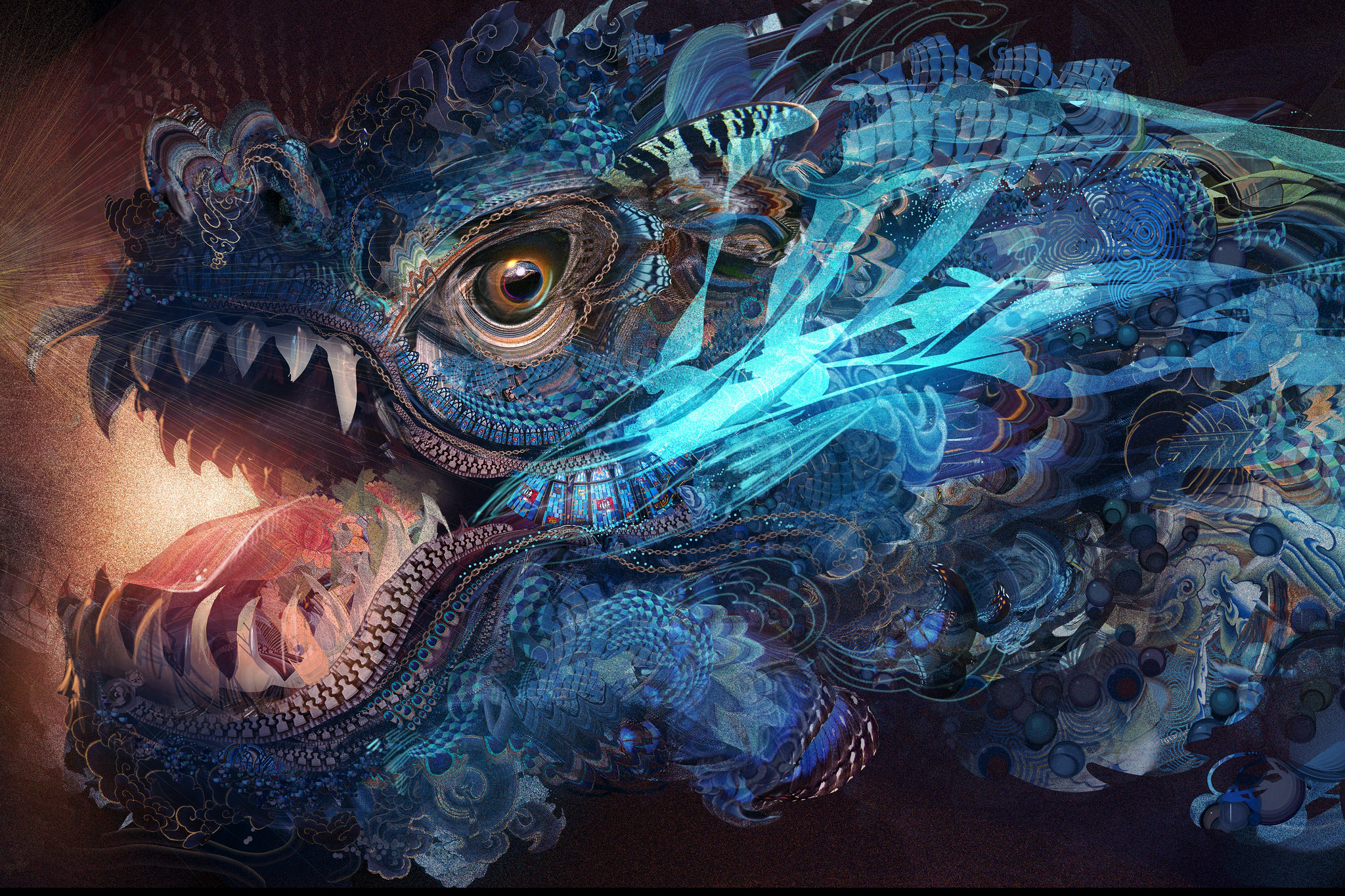 Fantasy Creature 2048x1365