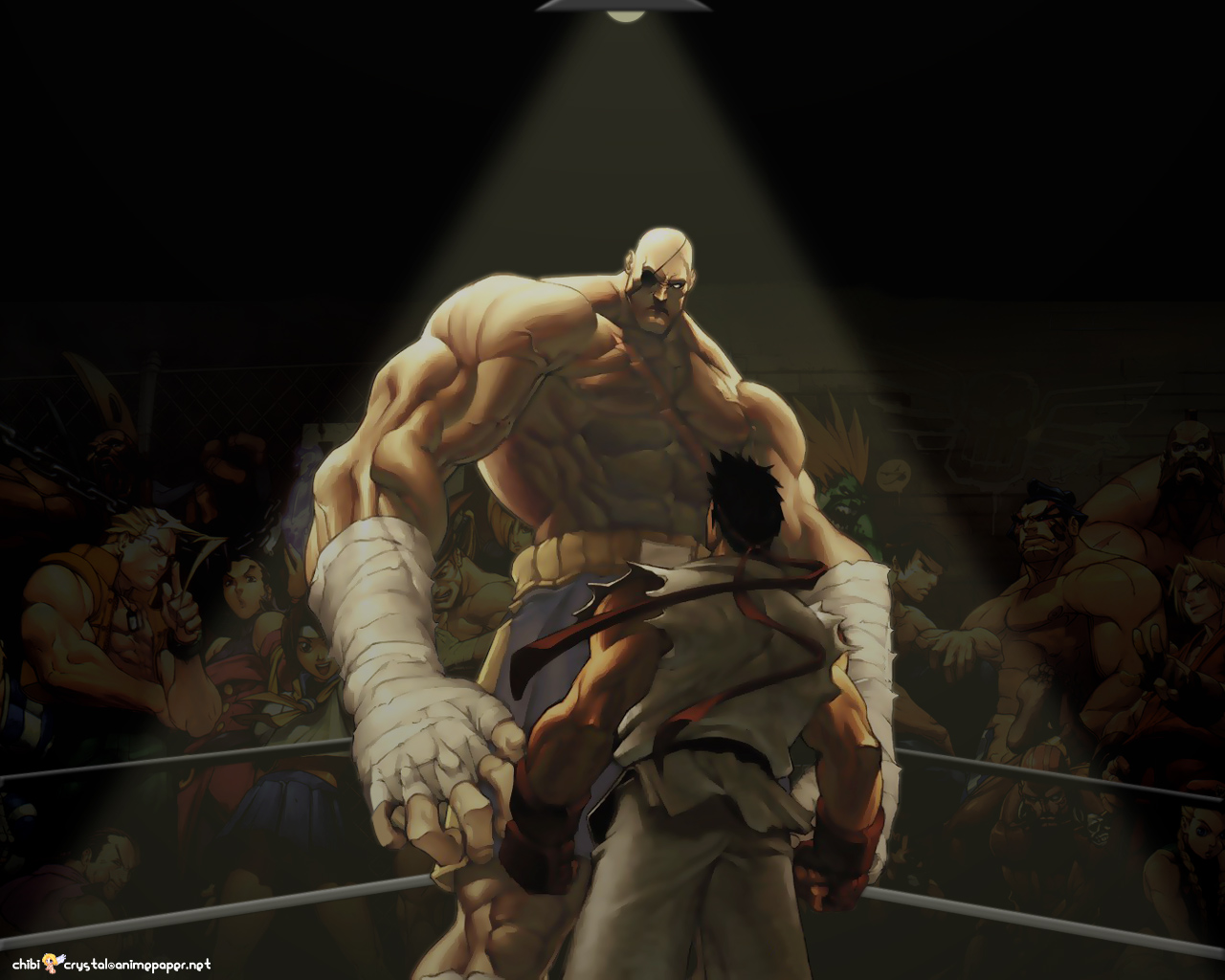 Video Game Street Fighter 1280x1024